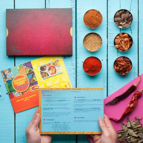 Spice Recipe Kit Gift Subscription for Two